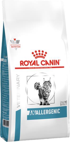 Гипоаллергенный корм для кошек Роял Канин