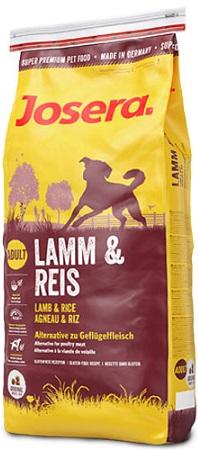 JOSERA Lamb&Rice Йозера для собак