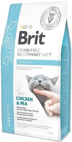 Сухой корм Brit Veterinary Diet (Брит) Obesity