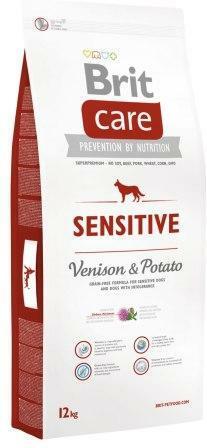 Сухой корм Brit Care (Брит Кеа) Sensitive Venison Potato