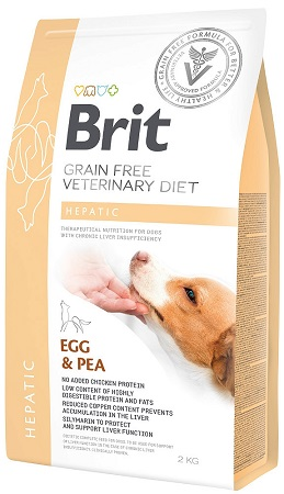 Сухой корм Brit Veterinary Diet (Брит) Hepatic