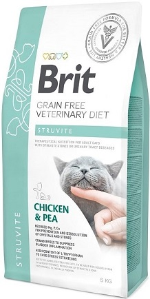 Сухой корм Brit Veterinary Diet (Брит) Struvite