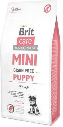 Сухой корм Brit Care Mini Puppy Lamb