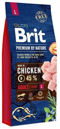 Сухой корм Brit Premium (Брит Премиум) Dog Adult L