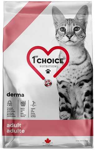 Сухой корм 1st Choice (Фест Чойс) Adult Derma