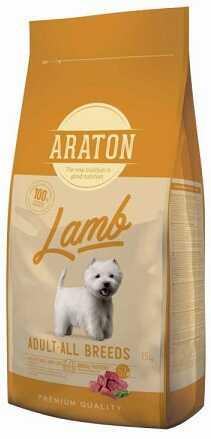 Сухой корм Araton (Аратон) Lamb Adult All Breeds