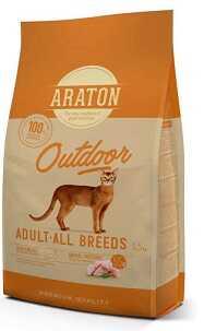 Сухой корм Araton (Аратон) Cat Outdoor Adult All Breeds