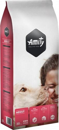 Сухой корм Amity Eco Adult