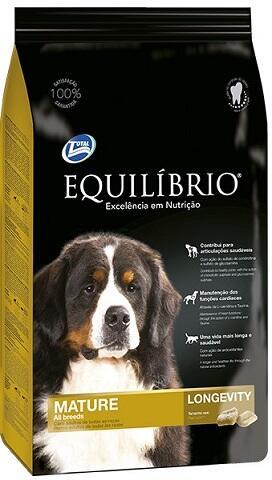 Сухой корм Equilibrio Dog Mature All Breeds Longevity