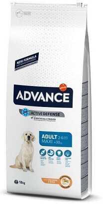 Сухой корм Advance (Адванс) Maxi Adult