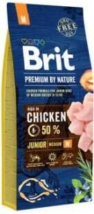 Сухой корм Brit Premium (Брит Премиум) Dog Junior M