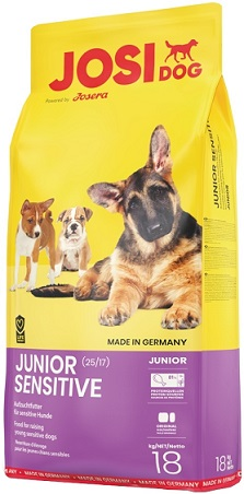 Сухой корм JOSERA JosiDog Junior Sensitive