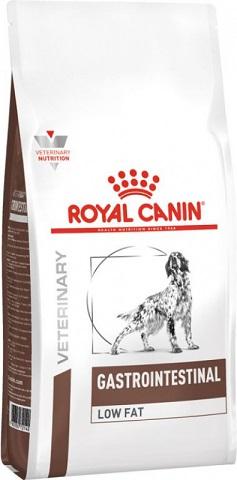 Сухой корм Royal Canin для собак Gastro Intestinal Low Fat Canine