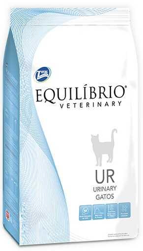 Лечебный сухой корм Equilibrio Veterinary Cat Urinary