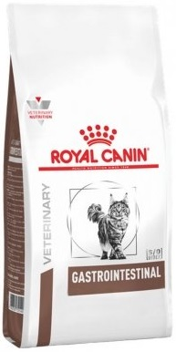 Лечебный сухой корм Royal Canin Gastro Intestinal Feline