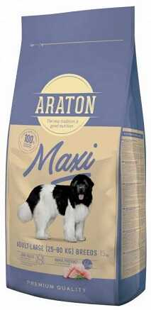 Сухой корм Araton (Аратон) Maxi Adult
