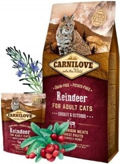 КормCarnilove для кошек