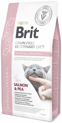 Сухой корм Brit Veterinary Diet (Брит) Hypoallergecnic