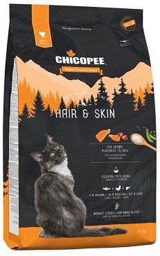 Сухой корм Chicopee (Чикопи) HNL Holistic Cat Hair & Skin