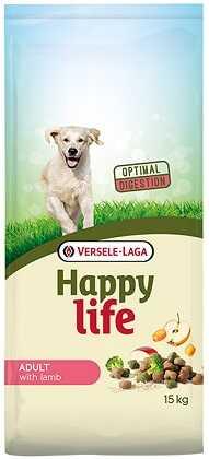 Сухой корм Happy Life Adult with Lamb