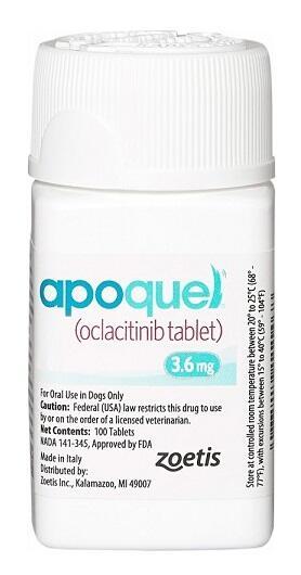 Препараты против алергии у собак