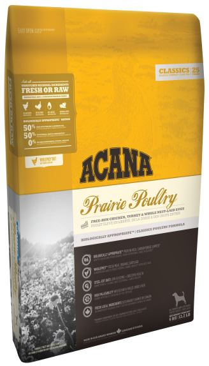 Сухой корм Acana (Акана) Prairie Poultry