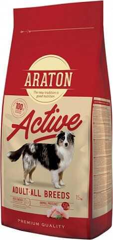 Сухой корм Araton (Аратон) Active Adult