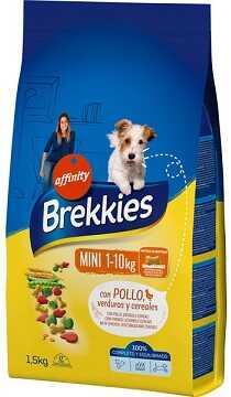Сухой корм Brekkies Dog Mini