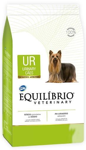 Лечебный сухой корм Equilibrio Veterinary Dog Urinary