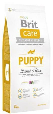 Сухой корм Happy Brit Care (Брит Кеа) Puppy Lamb & Rice