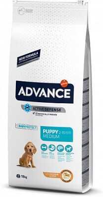 Сухой корм Advance (Адванс) Medium Puppy