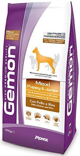 Сухой корм Gemon (Гемон) Maxi Puppy Junior