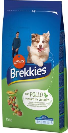 Корм Бреккис для собак