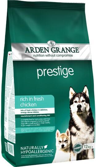 Сухой корм Arden Grange (Арден Гранж) Adult Prestige Grain Free