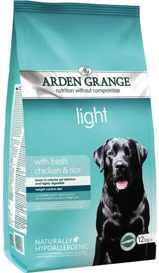 Сухой корм Arden Grange (Арден Гранж) Adult Light