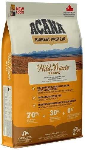 Сухой корм Acana (Акана) Wild Prairie