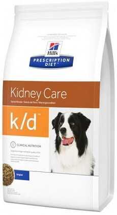 Сухой лечебный корм Hill's Prescription Diet k/d Kidney Care