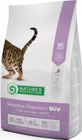 Сухой корм Nature's Protection Sensitive Digestion