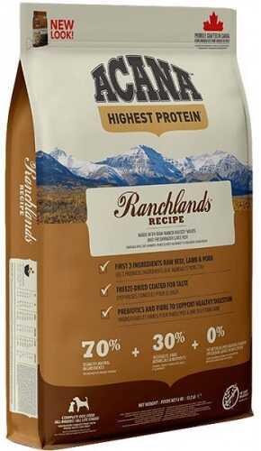 Сухой корм Acana (Акана) Ranchlands Grain Free