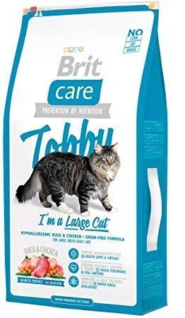 Сухой корм Brit Care (Брит Кеа) Tobby Large Cat