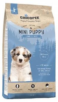 Сухой корм Chicopee CNL Mini Puppy Lamb & Rice