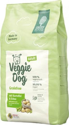 Сухой корм Green Petfood VeggieDog Grainfree