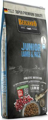 Сухой корм Belcando (Белькандо) Junior Lamb & Rice