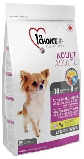 Корм для собак 1st Choice Adult Toy Small Breeds