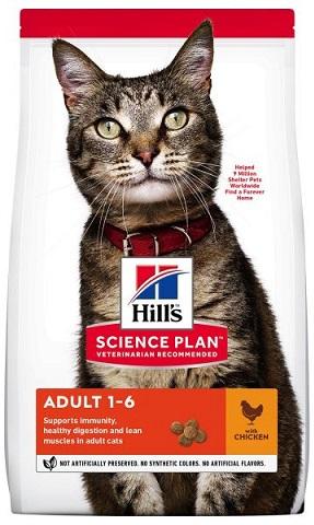 Сухой корм Hills (Хиллс) SP Feline Adult Chicken